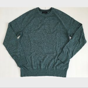 Banana Republic Cotton Cashmere Crewneck Sweater